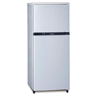 (06/30前領券再折500元)【Panasonic 國際牌】130公升雙門冰箱 NR-B138T-SL