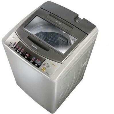 <br/><br/>  【Panasonic 國際牌】15公斤超強淨不鏽鋼洗衣機 NA-168VBS-S<br/><br/>