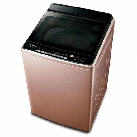 【Panasonic 國際牌】11公斤ECO NAVI 變頻洗衣機 NA-V110DB-PN 玫瑰金