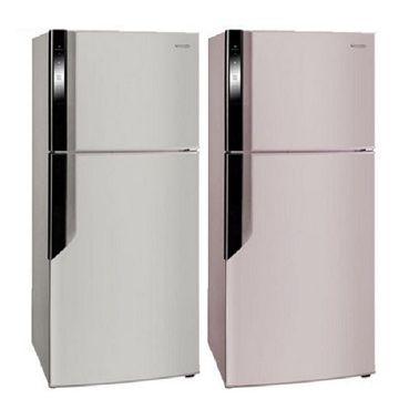 (06/30前領券再折500元)【Panasonic 國際牌】 485公升智慧節能變頻雙門冰箱 NR-B486GV-DH(燦銀灰)