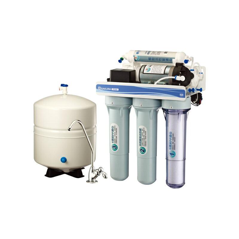 櫻花牌 P022 標準型RO淨水器 (限北北基地區購買安裝)
