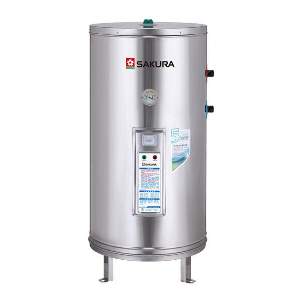 櫻花牌EH3000S6 琺瑯內桶30加侖不鏽鋼儲熱式電能熱水器(限北北基地區購買安裝)