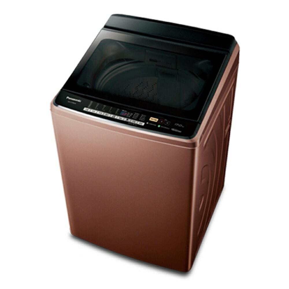 【Panasonic 國際牌】17公斤單槽超變頻洗衣機NA-V188EB-T