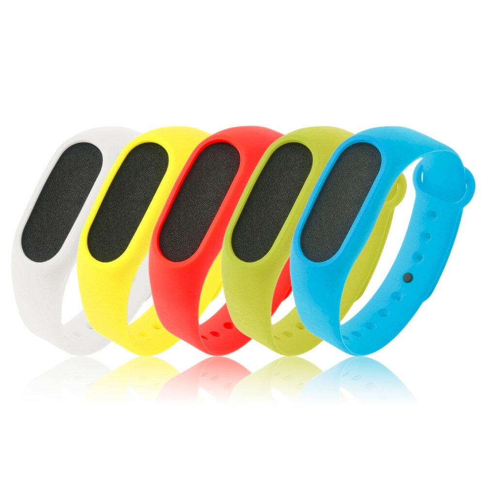 現貨!5折新型彩色mini手錶帶 專業更換智能手腕矽膠錶帶 小米智能手錶專用