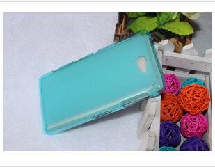 ☆索尼Xperia Z2a 手機保護套 超薄後殼 彩色布丁套 清水套 SONY Z2a 軟背殼 現貨
