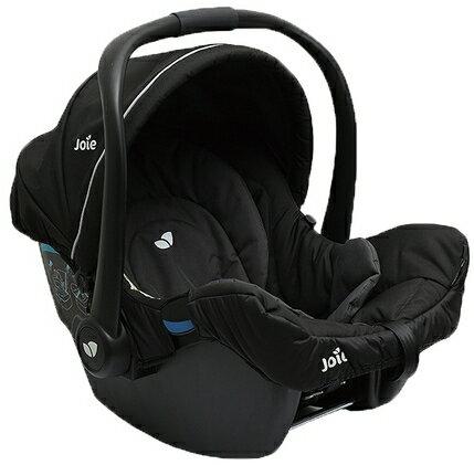 【買就送玩具】JOIE gemm 手提 提籃式汽座 黑色 JBD82500D