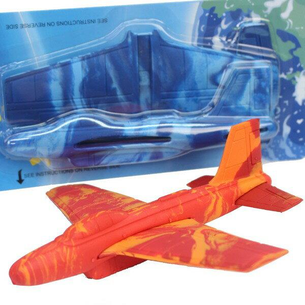 PU安全飛機 DIY無動力手投滑翔機 ST2000/一個入{促120} 泡沫手拋飛機~鑫ST2000