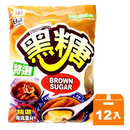 日正 特選黑糖 600g (12入) / 箱【康鄰超市】 0