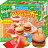 日本Kracie 知育菓子 知育果子 DIY 漢堡 薯條 [JP372] - 限時優惠好康折扣
