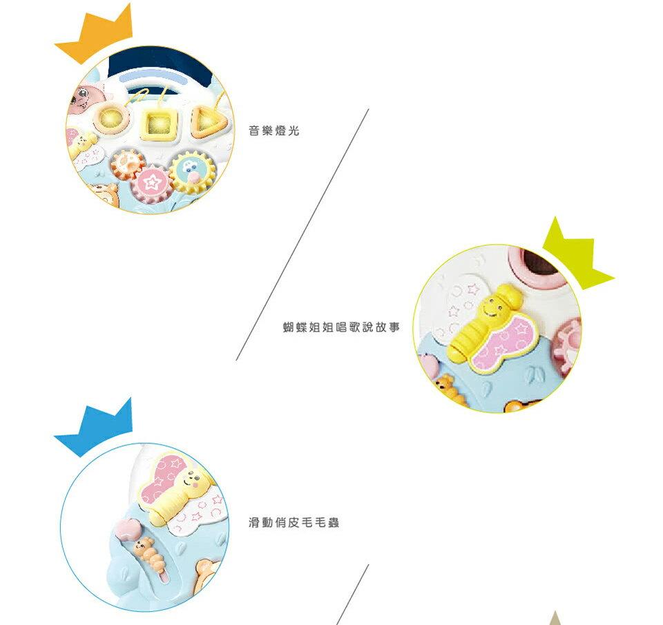 kikimmy 寶寶益智助步推車-天空藍TR04B / 草地綠TR04G【德芳保健藥妝】 6