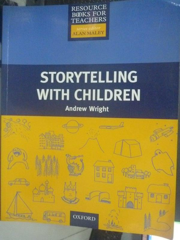~書寶 書T4/語言學習_ZCJ~Storytelling with Children_A
