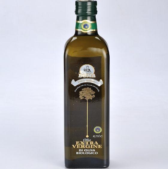 清淨生活 DOMA朵瑪 頂級初榨冷壓橄欖油 750ml 義大利原裝