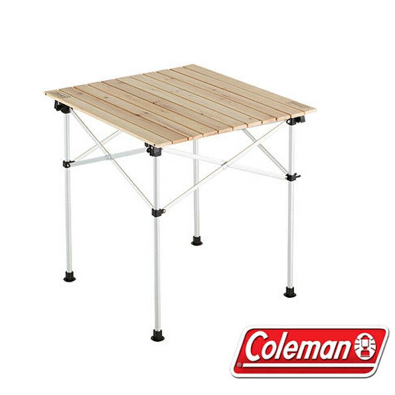 Coleman 美國 | 天然實木蛋捲桌/65 | 秀山莊(CM-23502)