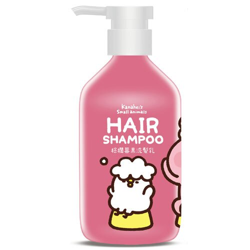 HANABI棕櫚莓果洗髮乳-卡娜赫拉500ml【愛買】
