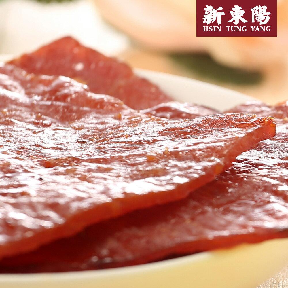 【新東陽】辣味豬肉乾120g
