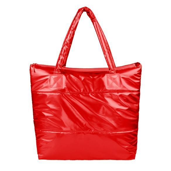 Waterproof Ladies Winter Cotton Totes Shoulder Handbag 0