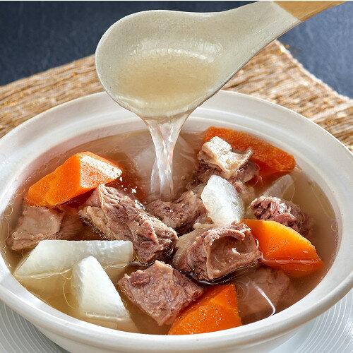 清燉牛肉湯3包組