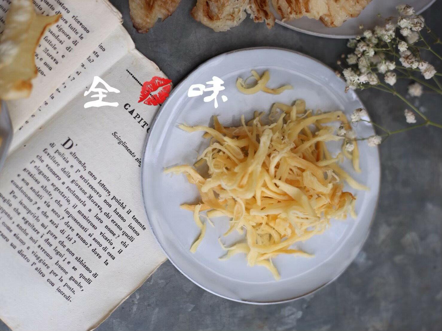 香純蜂蜜乳酪絲 150g