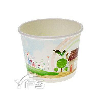 390紙湯杯 (免洗餐具/ 免洗杯/ 免洗碗/ 紙湯碗/ 外帶碗/ 湯杯蓋)【裕發興包裝】HF033