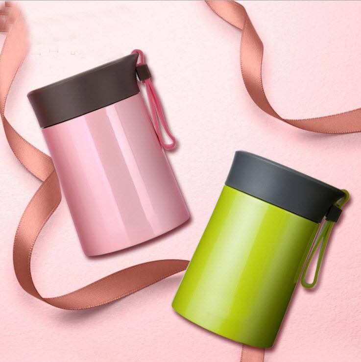 migo燜燒罐400ml 304不銹鋼內外 真空強效保溫 悶燒罐/燜燒壺/保溫飯盒 304不鏽鋼