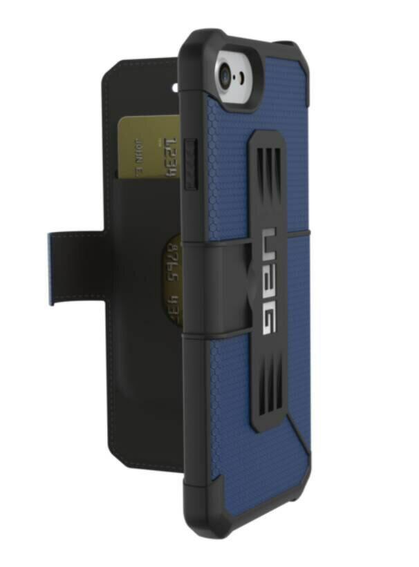 UAG iPhone7  /  i7 側掀 皮套 防摔 軍規