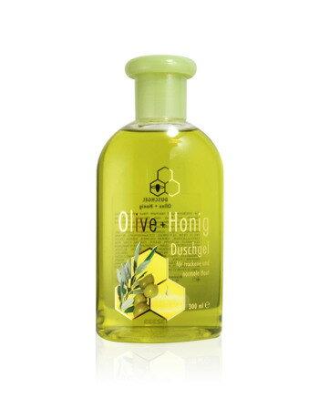 【伊蓮娜小舖】蜂瑅可 Bienen-Diatic 蜂蜜橄欖保濕沐浴露 300ml
