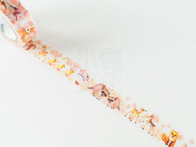 ~小徑文化~ 和紙膠帶 MANET系列 ~ Sakura Bambi ^( MN~MT~0
