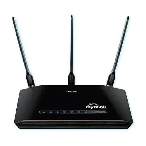 【滿3千10%回饋】D-Link友訊 DIR-619L 11N 300Mbps無線寬頻路由器