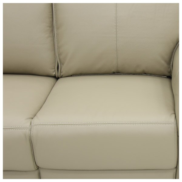 ◎(OUTLET)全皮3人用電動可躺式沙發 ELEGANTE BE 福利品 NITORI宜得利家居 5