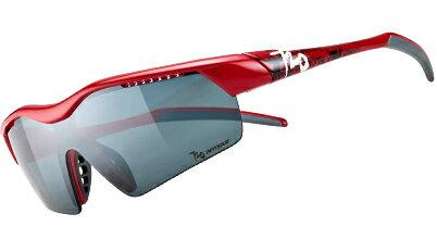 720armour Hitman JR 太陽眼鏡 青少年款 B325~2 法拉利紅框灰薄白