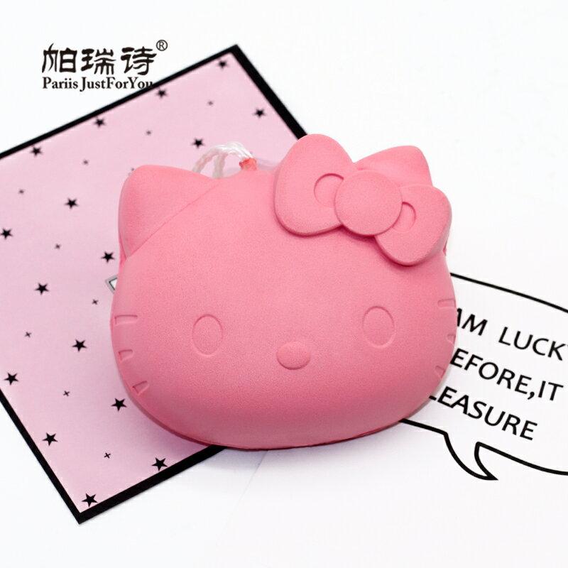 帕瑞詩Hello Kitty沐浴綿1入 0