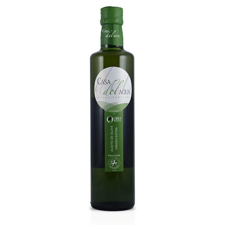 【皇嘉 Oro Bailen】頂級王室御用橄欖油-Casa Del Agua 500ML