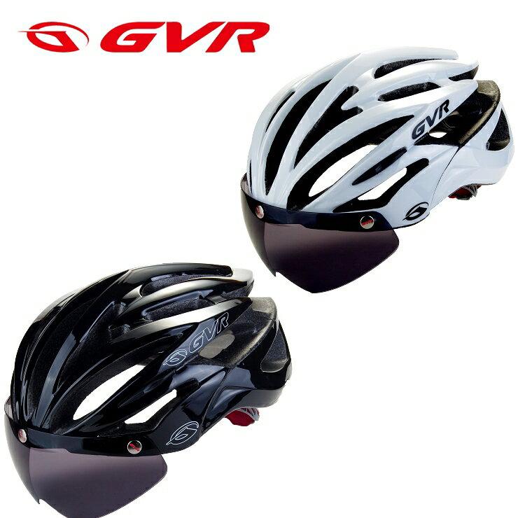 【頑騎】免運費【GVR】獨家專利 磁吸式自行車安全帽(附鏡片) G307V 阿波羅系列 3塗裝共12色 1