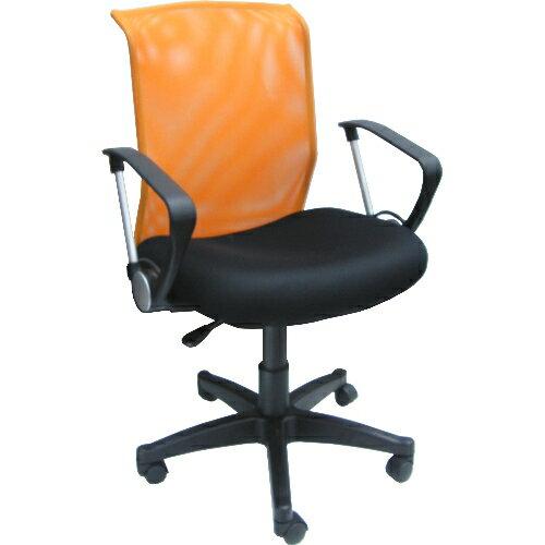 【凱堡】海派大器透氣網背辦公椅(大坐墊)A14037