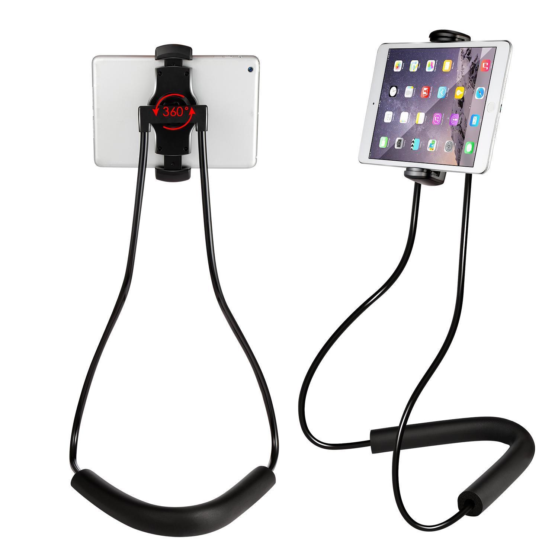 Cell Phone Holder Lazy Bracket Free Rotating Mounts 1