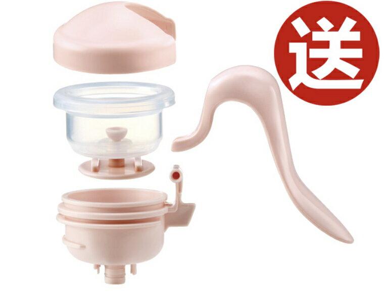 【買就送★手動吸乳器配件五件組】小獅王辛巴 iFeed極美機超靜音電動吸乳器(寬口徑)
