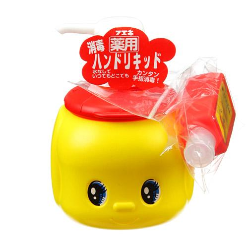 【百倉日本舖】日本製 フエキ Fueki乾洗手凝膠/手指消毒(附隨身瓶)