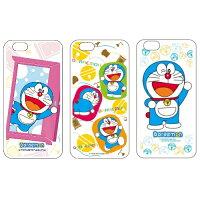 小叮噹週邊商品推薦Doraemon 哆啦A夢 Samsung Galaxy E7 彩繪透明保護軟套