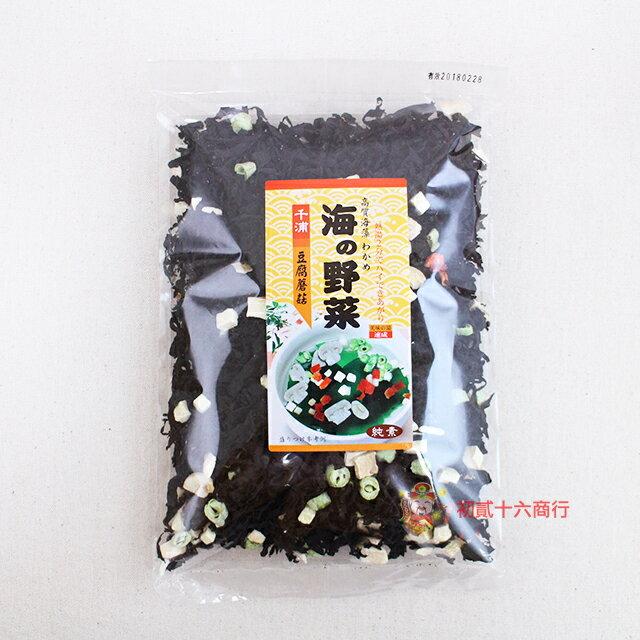 ~0216零食會社~千浦海帶芽^(豆腐蘑菇^)110g