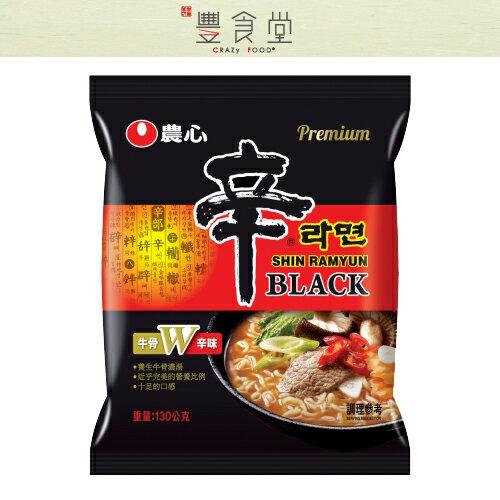 【異國泡麵】[韓國農心]  頂級 辛拉麵 (微辣牛骨湯味)130g