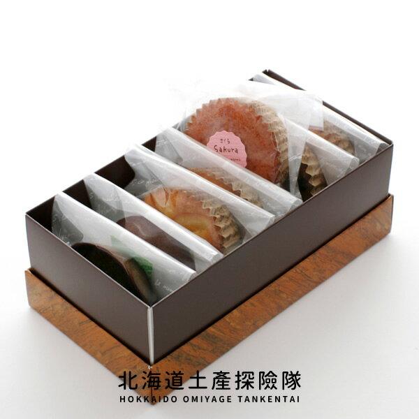 「日本直送美食」[北海道甜點] Si Sawat 西式糕點什錦禮盒 ~ 北海道土產探險隊~ 4
