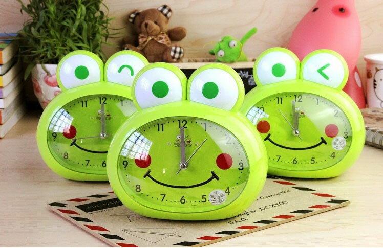 青蛙靜音語音鬧鐘