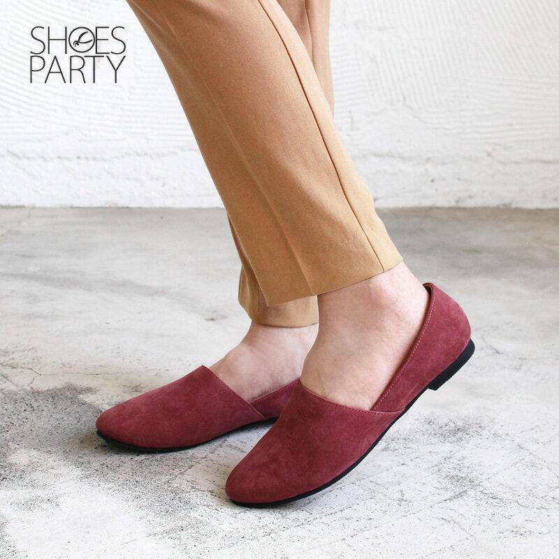 【C2-18105L】製造長腿效果的拼接歐貝拉_Shoes Party 3