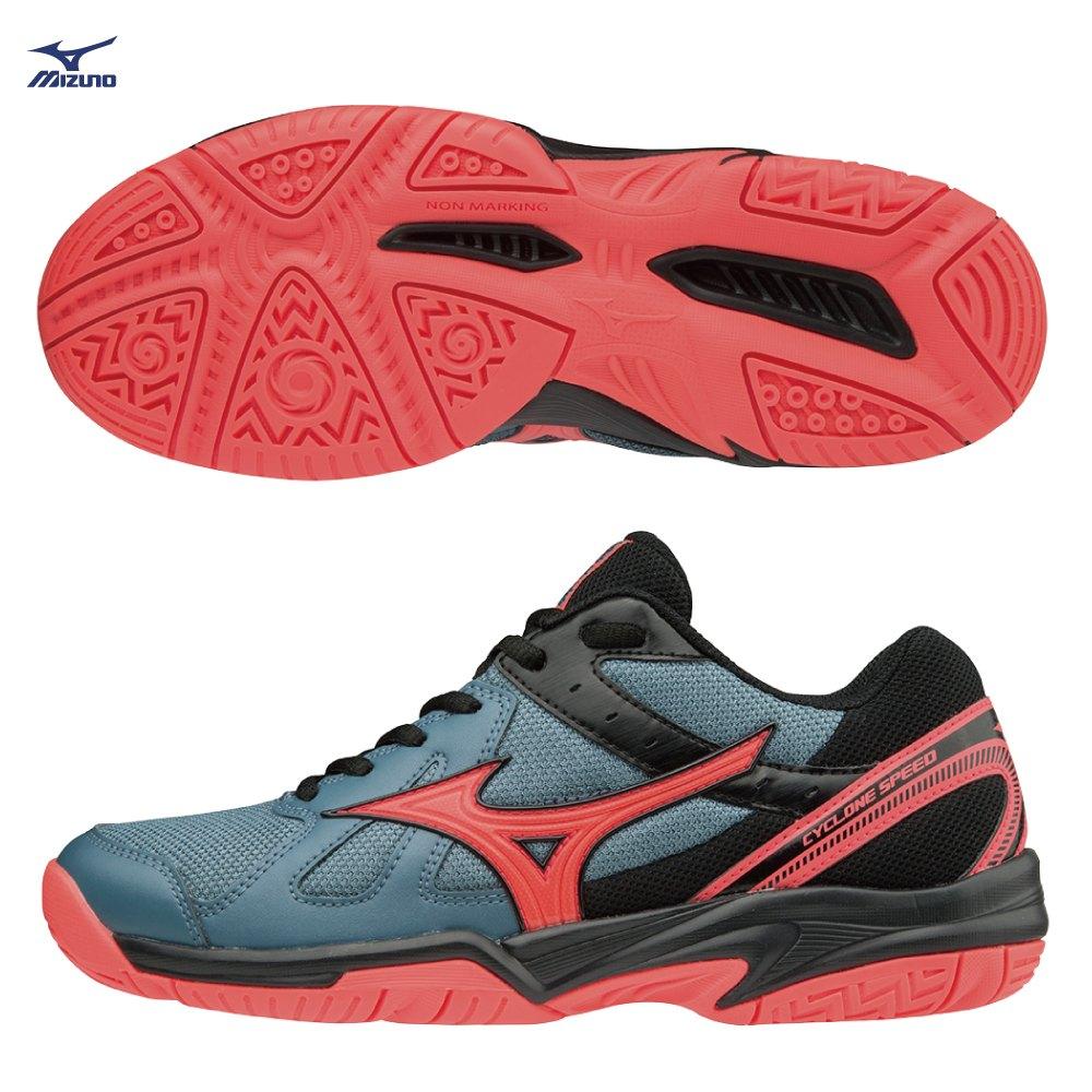 【登瑞體育】MIZUNO 女款排球鞋_V1GC178065-鞋65折