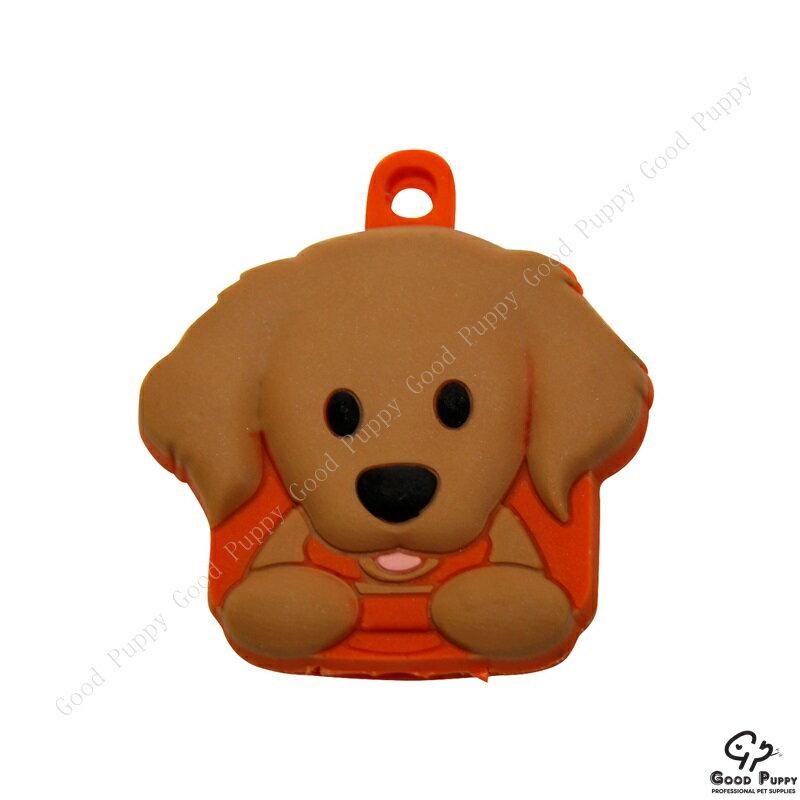加拿大進口狗狗寵物鑰匙套-黃金獵犬92857 Golden Retriever* 吊飾/鑰匙套/小禮物/贈品