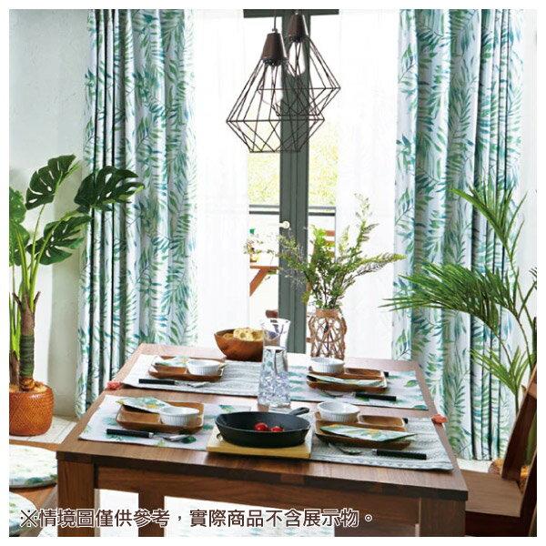 遮光窗簾 PLATTE YGR 100×140×1 NITORI宜得利家居 1