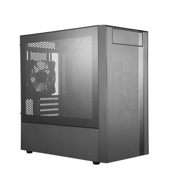 Cooler Master 酷碼 MasterBox NR400 光碟機版 (Micro-ATX專用) 電腦機殼