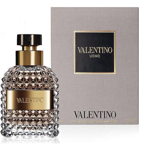 Valentino Uomo 同名男性淡香水 100ml 公司貨《Belle倍莉小舖》