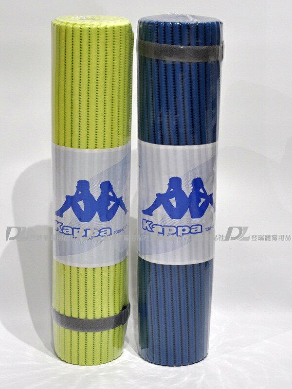 【登瑞體育】KAPPA 條狀瑜珈墊  UQ52MQ114
