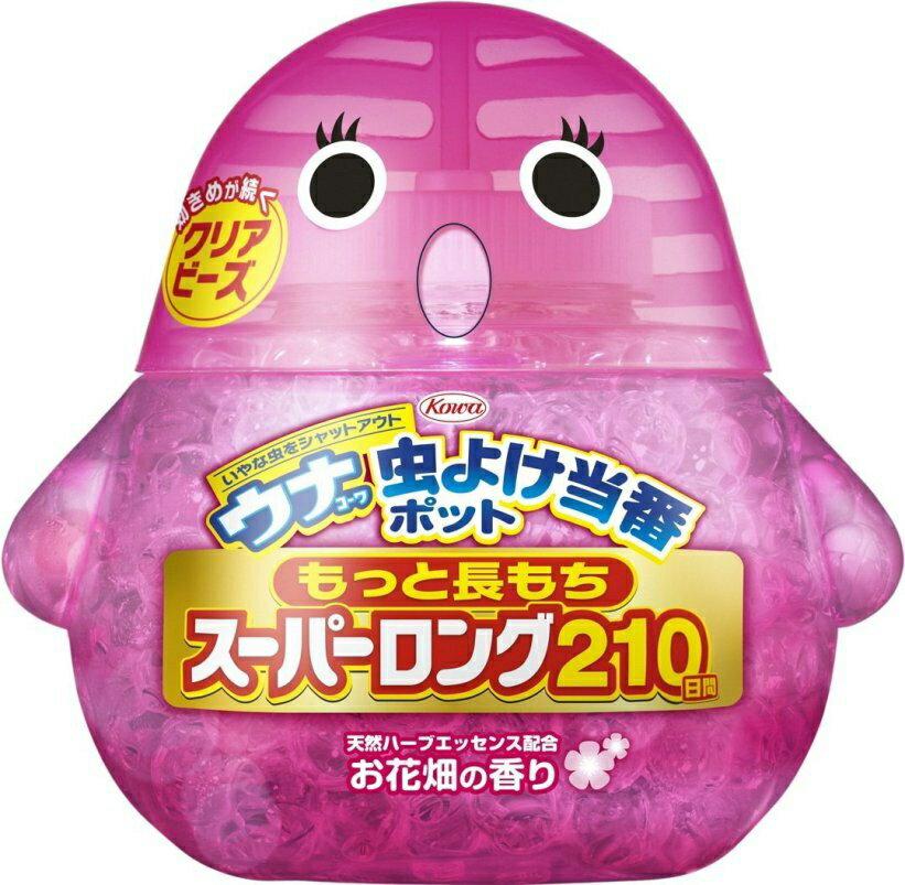 【Kowa】造型防蚊芳香劑210日 3款可選